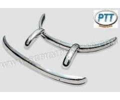 Heinkel Troajn Bumper 55-66 in stainless steel