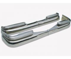 Mercedes W111 Sedan 4 doors bumper 58-65 in stainless steel