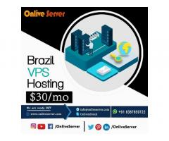 Extend Your Business with Brazil VPS Server - Onlive Server