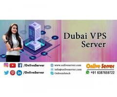 Grow Your Website With Dubai VPS Server By Onlive Server