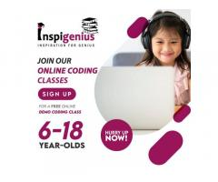 Learn to Code - Coding Classes for Kids
