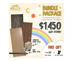Relax Comfortably With Our Bedroom Doors With Free Gifts!