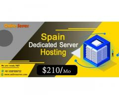 The Specific Spain Dedicated Server Hosting from Onlive Server
