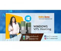 Best Security and Privacy with Windows VPS  Hosting By Onlive Server