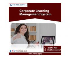 Corporate Learning Management System