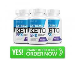 Extreme Keto EFX Review {AU & UK} Weight Loss Pills Offer Check Now!