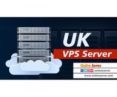 Expand Your Business With UK VPS Hosting by Onlive Server