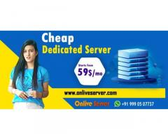 Buy Cheap Dedicated Server Hosting With Illustrious Performance