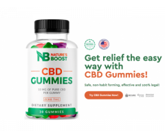 Natures Boost CBD Gummies Reviews ( 2021 cost) Reviews 2020 / Where to buy