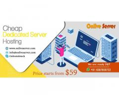 Start Your Own Online Business with Cheap Dedicated Server Hosting