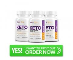 next step keto about