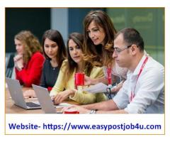 Earn Rs.350/- Per hour by doing work from home online work
