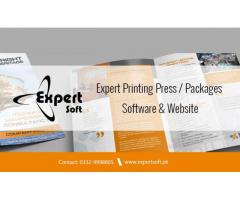 Printing Press Accounting Software | Packages Website - Expert Soft