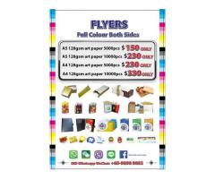 Cheap Flyer Printing