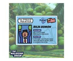 Buy The Malaysian Dream Card