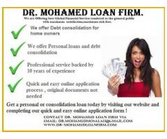 We Are Proud to Help Your Business Achieve Its Needs With Personalized Business Loan