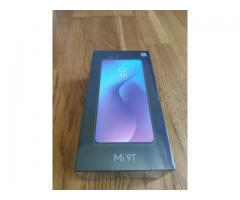 Xiaomi mi 9T 128GB Blue Brand New