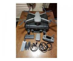 DJi mavic 2 pro drone with smart controller and extras
