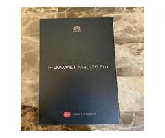 Huawei Mate 20 Pro Black 128GB EE /BT Boxed With Warranty
