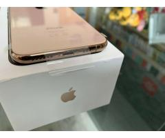Apple iphone xs max 128GB Gold Brand New