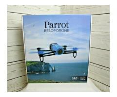 Parrot Bebop Quadcopter Camera Drone 14MP Full HD