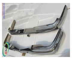 Mercedes W111 coupe bumper set (1969-1971)