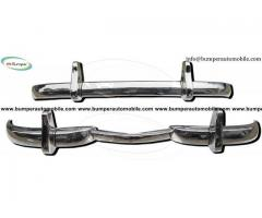 Mercedes W186 300 bumper set (1951-1957)