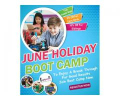 Join Chinese summer camp Singapore!