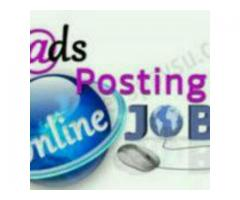 online advertising job