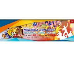 MERDEKA SPECIAL REWARDS WEEK BONUS