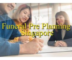 Funeral Pre Planning Singapore