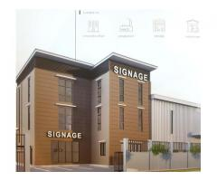 One Industrial Park Phase 2 @ Seri Kembangan, 3 Storeys Corner Detached Factory