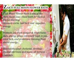 Special Promotion for Full Moon Flower Bath