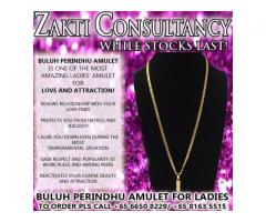 Love and Attraction Amulet for Ladies
