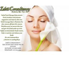 Herbal Facial Massage Package