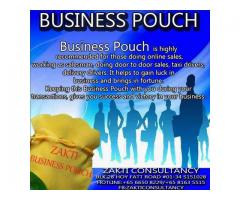 Effective and Customized Business Pouch
