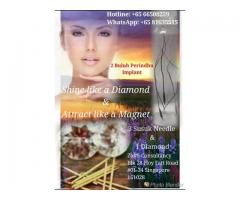 Diamond and Susuk Implant Package