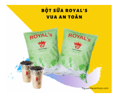 ROYAL'S MILK POWDER