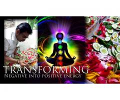 Transforming Negative Energy to Positive  Energy Session