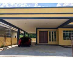 House for sale (near to Luak Esplanade Beach Miri, Sarawak)