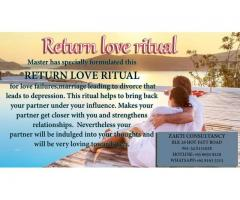 Especially Formulated Return Love Ritual