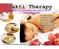 Best Treatment To All Pains and Aches
