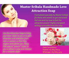 Handmade Love Attraction Soap