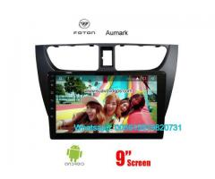 Foton Aumark TM1 TM2 radio GPS android camera