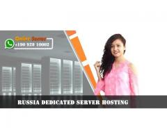 Russia Dedicated Server with High Quality Services