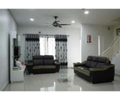 [ FREE HOLD! ] 0 Down payment!!! Double Storey Landed House!!