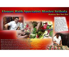 Flower Baty like Miracle Bath by Master Sribala