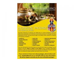 Most Exclusive Ayurvedic Package to India