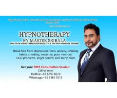 Master of Hypnotherapy