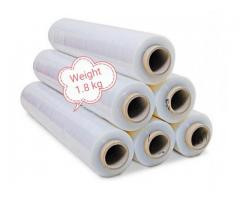 Wrapping 1.8kgs / Stretch film / packing film /packing wrap /pallet stretch film